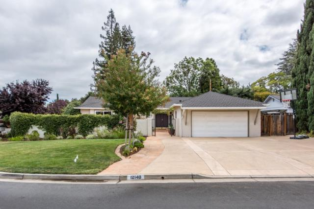 12140 Woodside Dr, Saratoga, CA 95070 (#ML81678744) :: The Goss Real Estate Group, Keller Williams Bay Area Estates