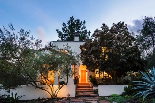 1005 Vista Rd, Hillsborough, CA 94010 (#ML81678762) :: The Kulda Real Estate Group