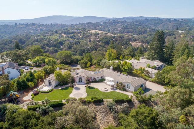 27915 Roble Blanco Ct, Los Altos Hills, CA 94022 (#ML81678822) :: The Kulda Real Estate Group