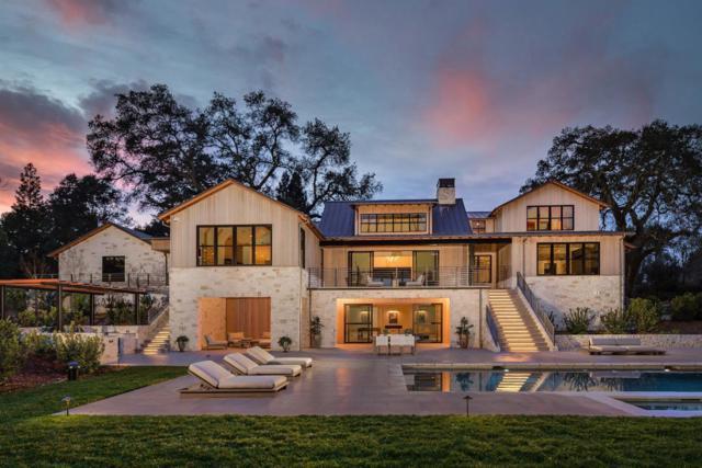 45 Roberta Dr, Woodside, CA 94062 (#ML81678913) :: The Kulda Real Estate Group