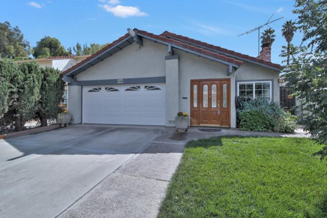 548 Lanfair Cir, San Jose, CA 95136 (#ML81678927) :: The Kulda Real Estate Group