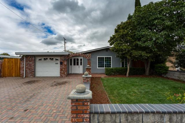1365 Socorro Ave, Sunnyvale, CA 94089 (#ML81679081) :: The Goss Real Estate Group, Keller Williams Bay Area Estates