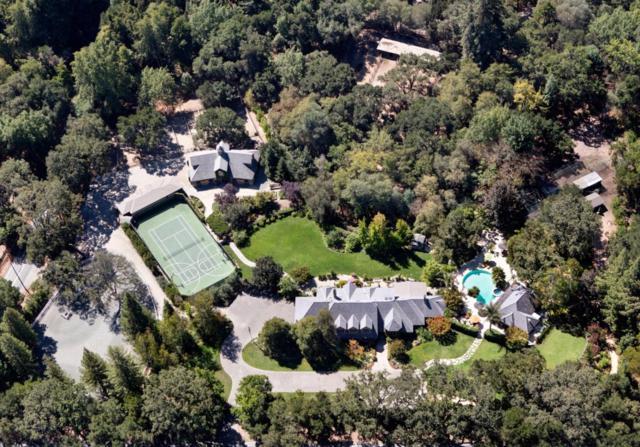 155 Kings Mountain Rd, Woodside, CA 94062 (#ML81679187) :: The Goss Real Estate Group, Keller Williams Bay Area Estates