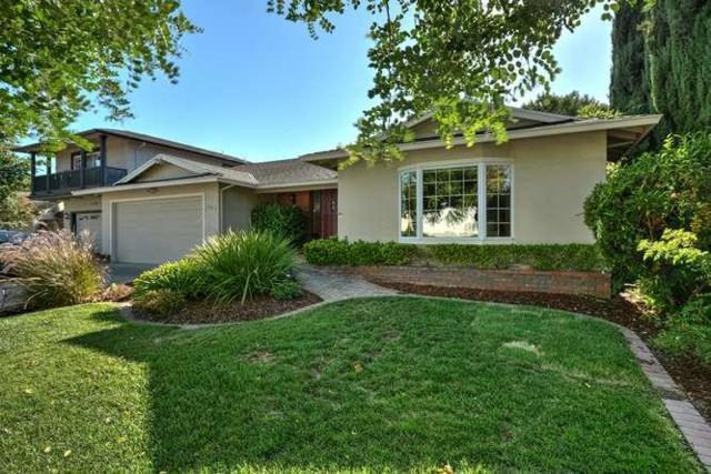 1484 Luning Dr, San Jose, CA 95118 (#ML81679261) :: The Goss Real Estate Group, Keller Williams Bay Area Estates