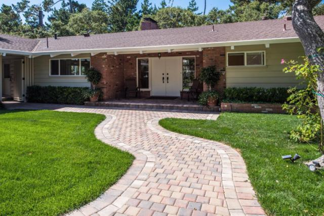 2816 Sloat Rd, Pebble Beach, CA 93953 (#ML81679282) :: Brett Jennings Real Estate Experts