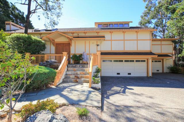 63 Berryessa Way, Hillsborough, CA 94010 (#ML81679756) :: The Gilmartin Group