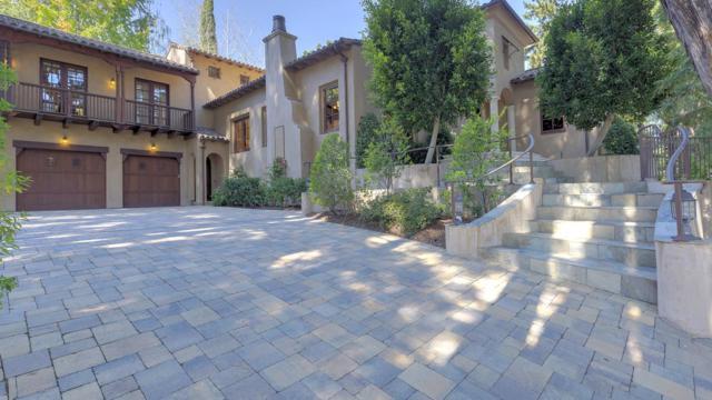 921 Baileyana Rd, Hillsborough, CA 94010 (#ML81679774) :: The Kulda Real Estate Group