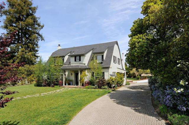720 Brewer Dr, Hillsborough, CA 94010 (#ML81680004) :: The Kulda Real Estate Group