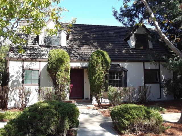 2019 Harvard St, Palo Alto, CA 94306 (#ML81680836) :: Carrington Real Estate Services