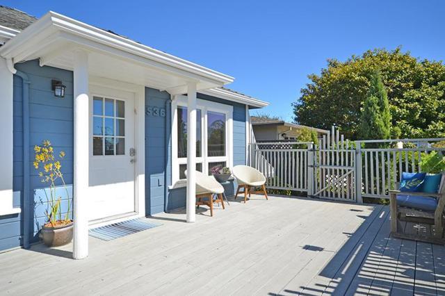 536 Middlefield Dr, Aptos, CA 95003 (#ML81681012) :: Michael Lavigne Real Estate Services