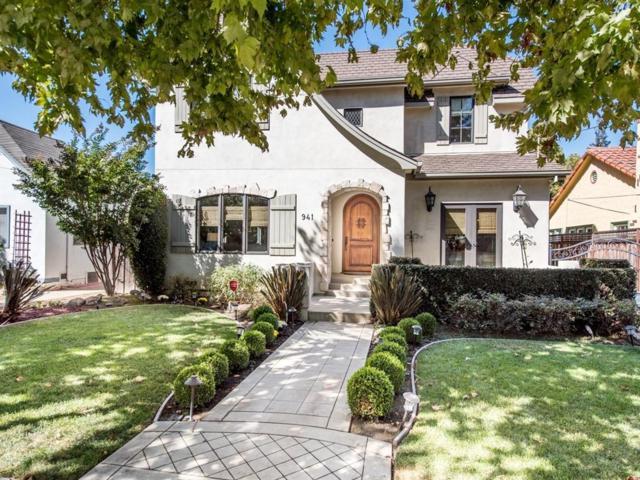 941 Michigan Ave, San Jose, CA 95125 (#ML81681193) :: The Goss Real Estate Group, Keller Williams Bay Area Estates