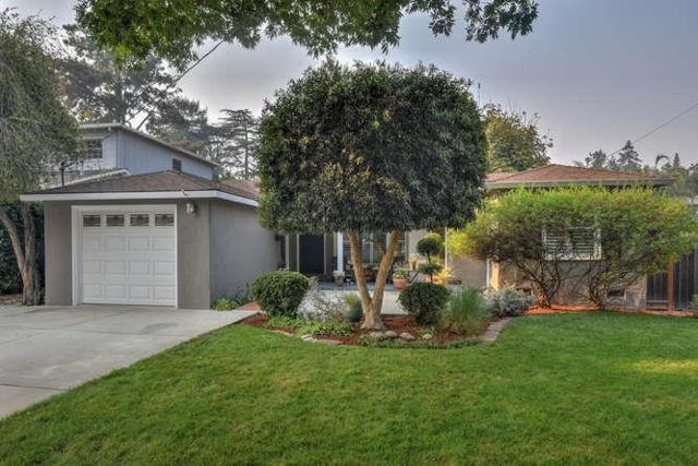 1225 Mildred Ave, San Jose, CA 95125 (#ML81681288) :: The Goss Real Estate Group, Keller Williams Bay Area Estates