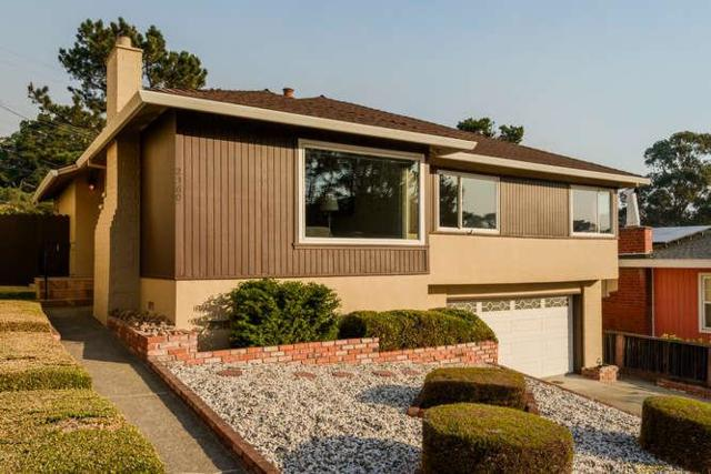 2360 Whitman Way, San Bruno, CA 94066 (#ML81681315) :: The Gilmartin Group
