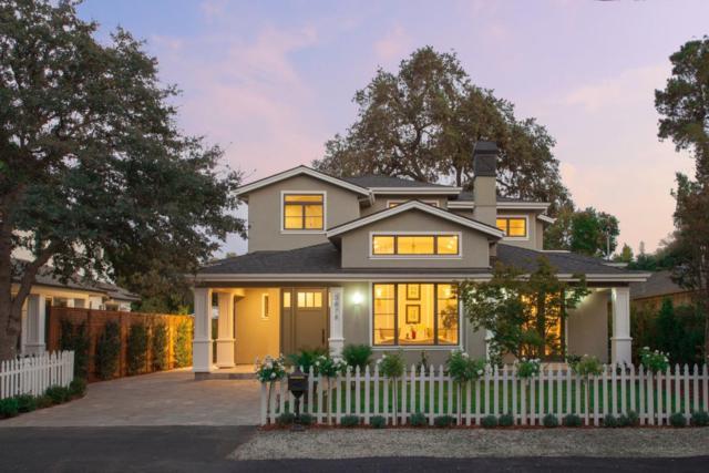 3878 Magnolia Dr., Palo Alto, CA 94306 (#ML81681320) :: Carrington Real Estate Services