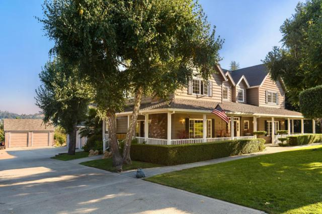 18 Casa Way, Scotts Valley, CA 95066 (#ML81681623) :: RE/MAX Real Estate Services