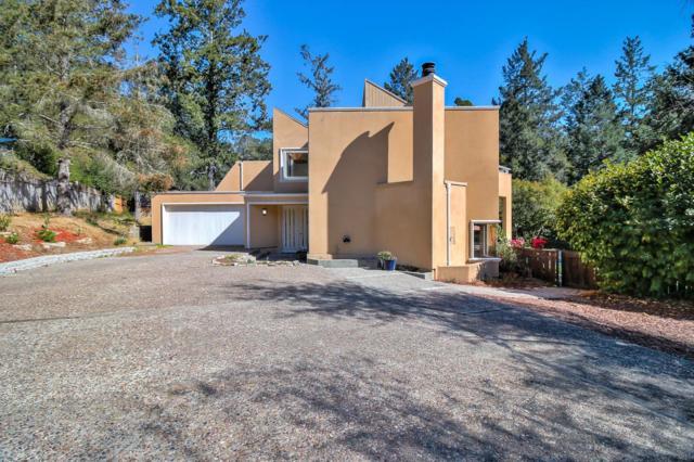 37 Kite Hill Rd, Santa Cruz, CA 95060 (#ML81681684) :: Michael Lavigne Real Estate Services