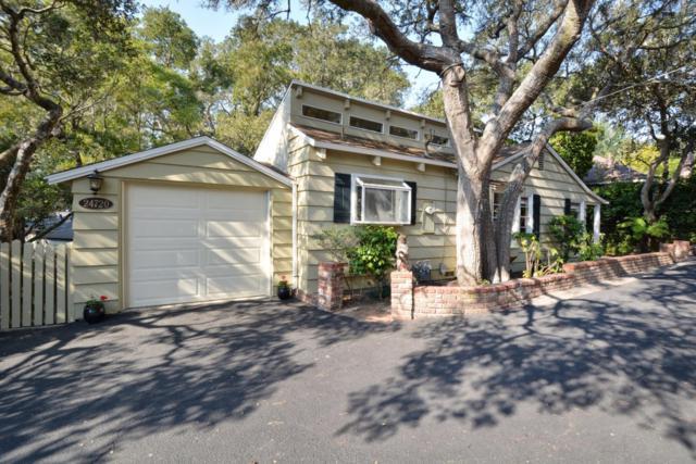 24720 Camino Del Monte, Carmel, CA 93923 (#ML81681689) :: Brett Jennings Real Estate Experts