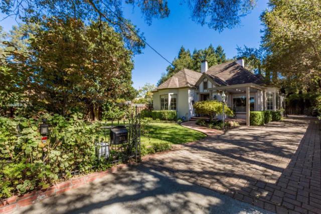 350 Bella Vista Ave, Los Gatos, CA 95032 (#ML81681844) :: Brett Jennings Real Estate Experts