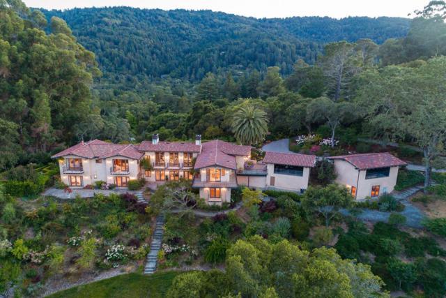 307 Olive Hill Ln, Woodside, CA 94062 (#ML81681915) :: The Kulda Real Estate Group