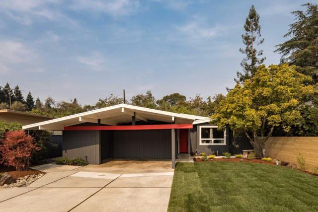 274 Tennessee Ln, Palo Alto, CA 94306 (#ML81681977) :: Carrington Real Estate Services