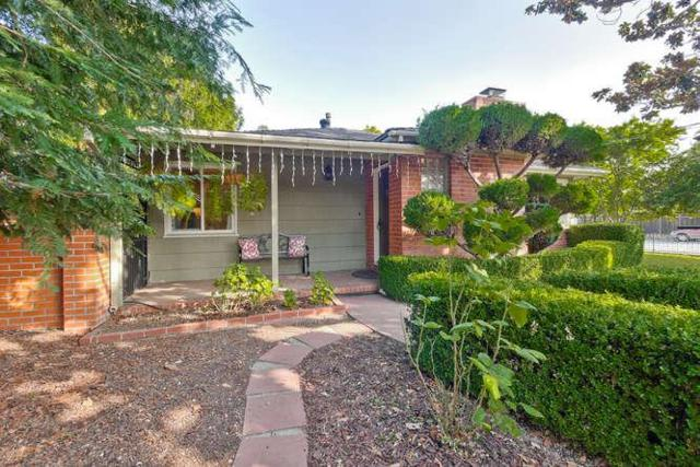 587 Sunnymount Ave, Sunnyvale, CA 94087 (#ML81681988) :: RE/MAX Real Estate Services