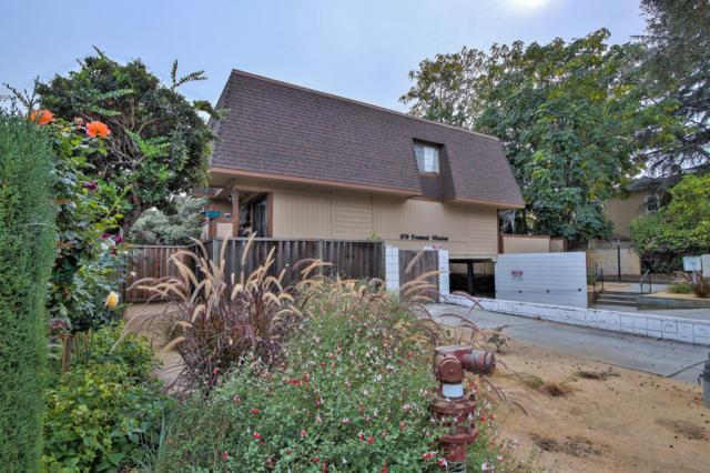 870 Fremont St 203, Santa Clara, CA 95050 (#ML81681997) :: The Goss Real Estate Group, Keller Williams Bay Area Estates