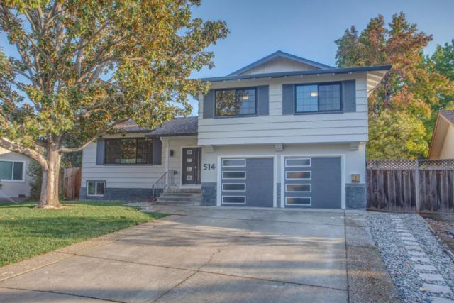 514 Kenilworth Ct, Sunnyvale, CA 94087 (#ML81682003) :: The Goss Real Estate Group, Keller Williams Bay Area Estates