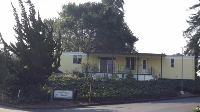2155 Wharf Rd 1, Capitola, CA 95010 (#ML81682021) :: Brett Jennings Real Estate Experts