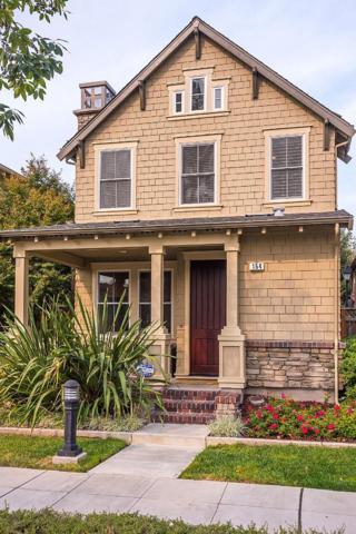 154 Linfield Dr, Menlo Park, CA 94025 (#ML81682182) :: Brett Jennings Real Estate Experts