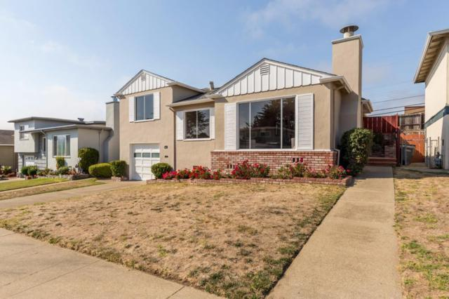 257 Westview Dr, South San Francisco, CA 94080 (#ML81682193) :: The Gilmartin Group
