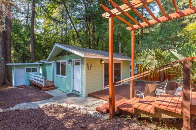 9665 E Zayante Rd, Felton, CA 95018 (#ML81682257) :: RE/MAX Real Estate Services