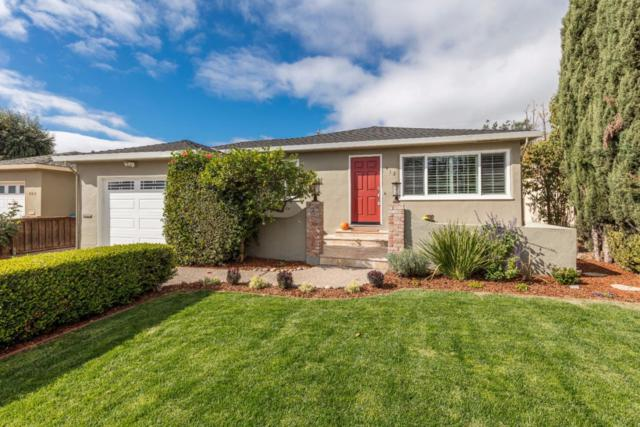 413 Poinsettia Ave, San Mateo, CA 94403 (#ML81682350) :: Brett Jennings Real Estate Experts