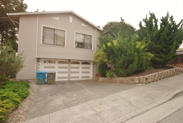 2901 Evergreen Dr, San Bruno, CA 94066 (#ML81682362) :: The Gilmartin Group