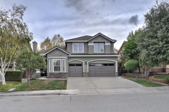 1710 Valley Oaks Dr, Gilroy, CA 95020 (#ML81682488) :: Brett Jennings Real Estate Experts