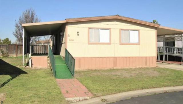 1218 E Cleveland Ave 8, Madera, CA 93638 (#ML81682848) :: Brett Jennings Real Estate Experts