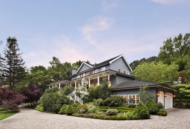 618 Manzanita Way, Woodside, CA 94062 (#ML81683515) :: The Kulda Real Estate Group