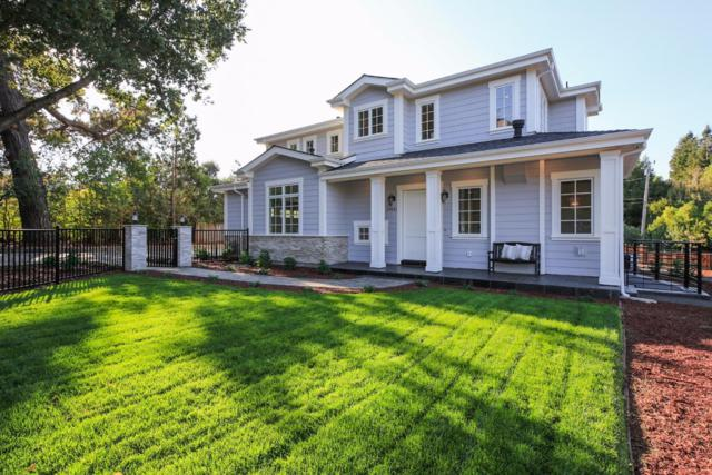 13531 Burke Rd, Los Altos Hills, CA 94022 (#ML81683540) :: The Kulda Real Estate Group
