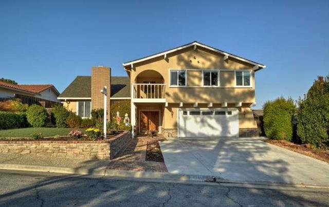 1389 Camino Robles Way, San Jose, CA 95120 (#ML81683833) :: The Goss Real Estate Group, Keller Williams Bay Area Estates