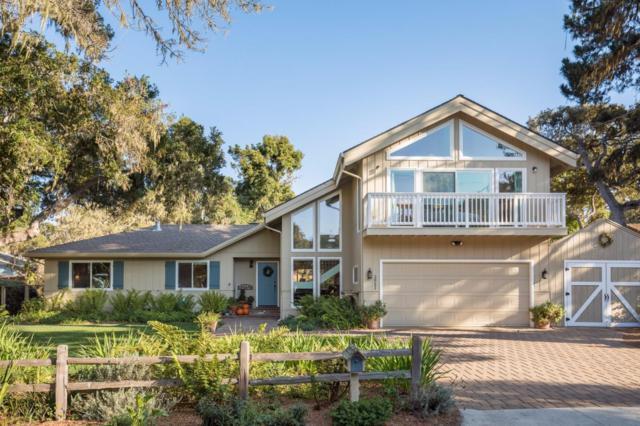 2853 Oak Knoll Rd, Pebble Beach, CA 93953 (#ML81683986) :: Brett Jennings Real Estate Experts