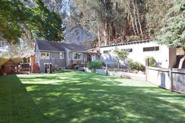 11880 San Mateo Rd, Half Moon Bay, CA 94019 (#ML81684227) :: The Kulda Real Estate Group