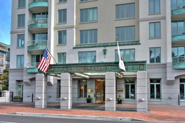 601 Laurel Ave 502, San Mateo, CA 94401 (#ML81684412) :: The Gilmartin Group