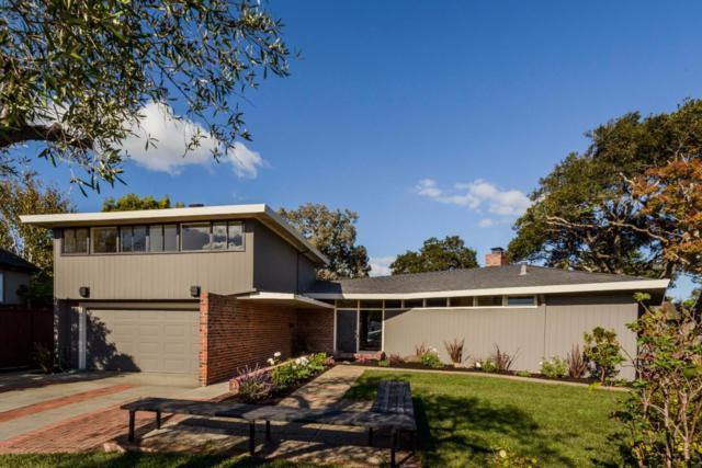 21 Hayward Ct, Burlingame, CA 94010 (#ML81684433) :: The Kulda Real Estate Group