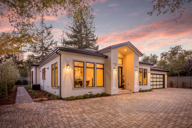 415 Olive St, Menlo Park, CA 94025 (#ML81684457) :: Brett Jennings Real Estate Experts