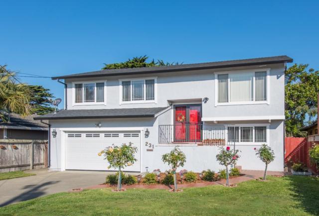 231 Filbert St, Half Moon Bay, CA 94019 (#ML81684614) :: The Kulda Real Estate Group