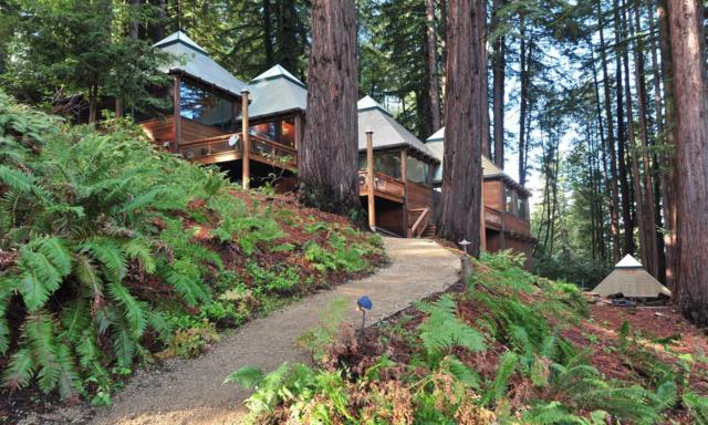 9 Summit Rd, Woodside, CA 94062 (#ML81684649) :: The Kulda Real Estate Group