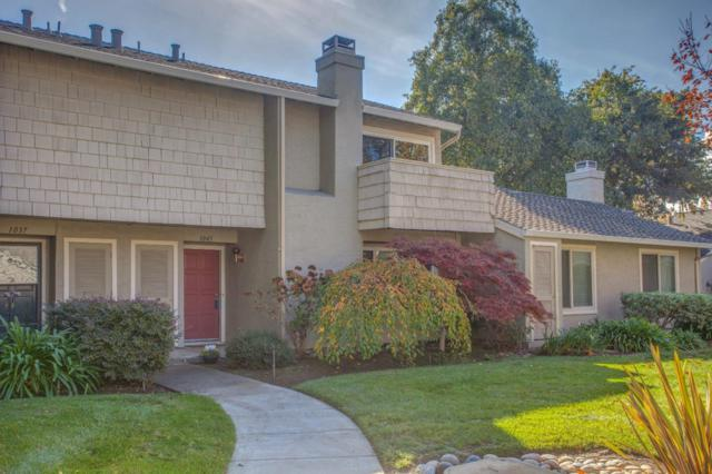 1045 Cumberland Pl, San Jose, CA 95125 (#ML81684735) :: The Goss Real Estate Group, Keller Williams Bay Area Estates