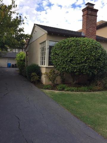 38 W 5th Ave, San Mateo, CA 94402 (#ML81684862) :: The Kulda Real Estate Group