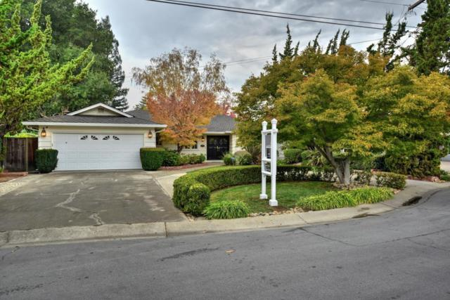 351 Lunada Ct, Los Altos, CA 94022 (#ML81684898) :: The Kulda Real Estate Group