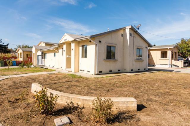 1605 Chestnut St, Santa Clara, CA 95054 (#ML81684924) :: The Goss Real Estate Group, Keller Williams Bay Area Estates