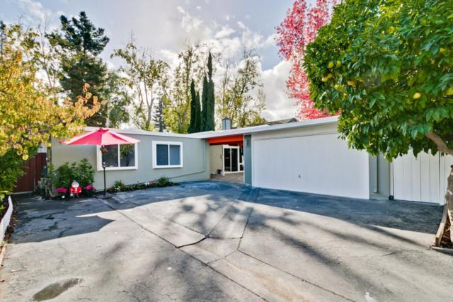 731 Barron Ave, Palo Alto, CA 94306 (#ML81684999) :: Carrington Real Estate Services